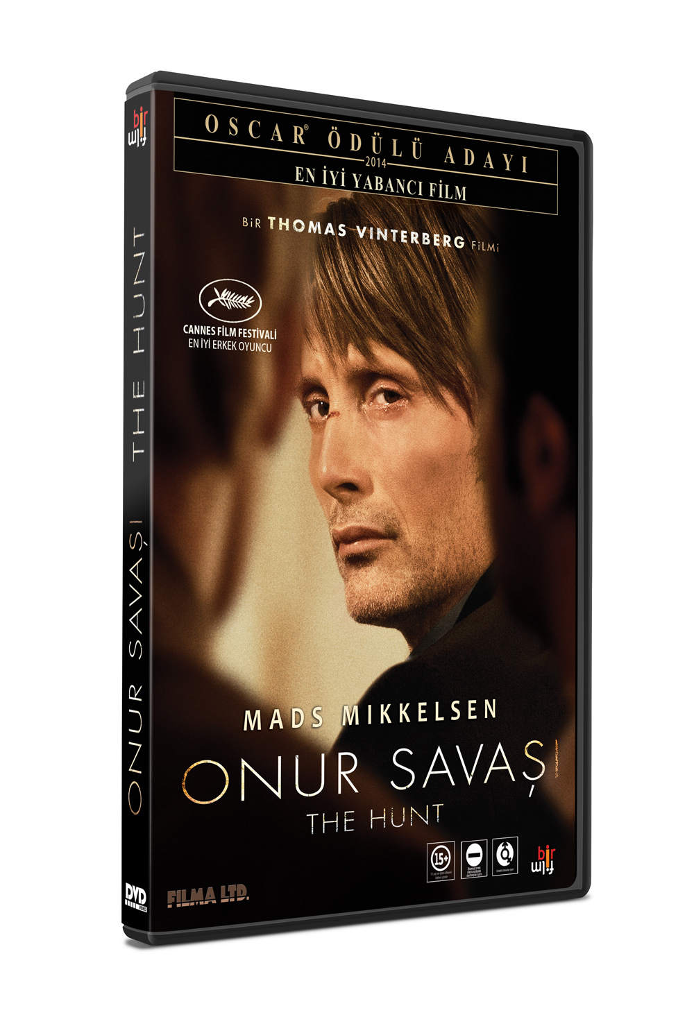 HUNT_DVD_ONUR_SAVASI